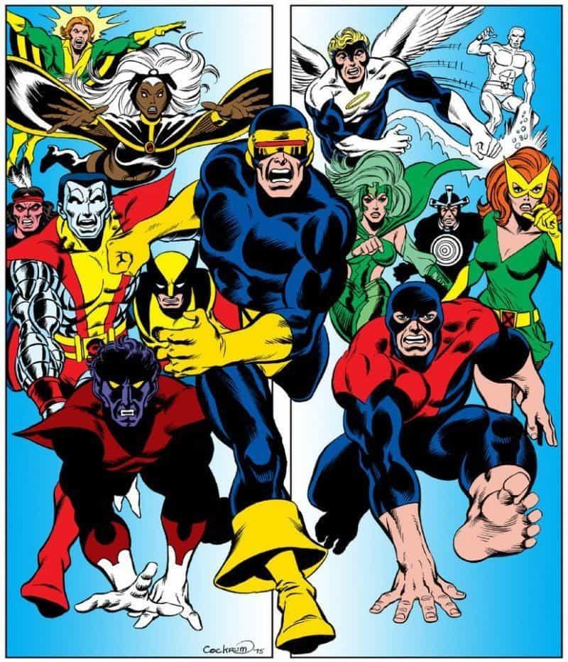 X-Men No More Mutants!