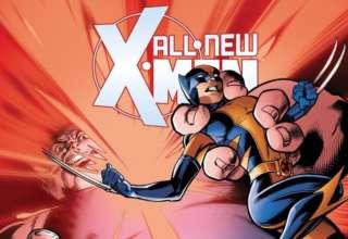 all-new x-men #5 cover marvel comics