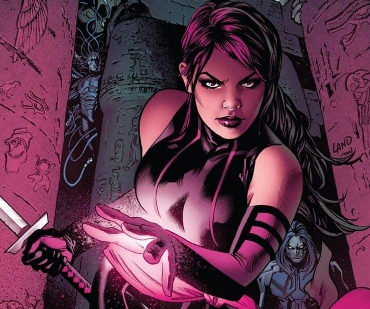 uncanny x-men #4 cover marvel comics