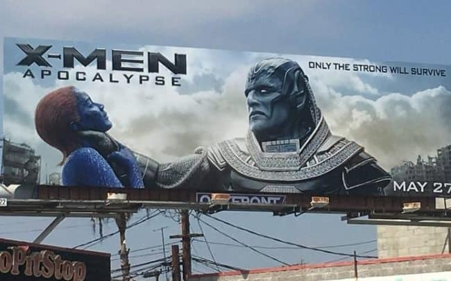 x-men apocalypse movie poster apocalypse chokes mystique