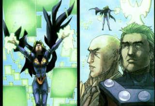 UNCANNY X-MEN #s 442-443