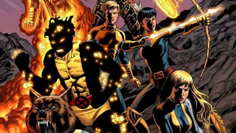 members of new mutants