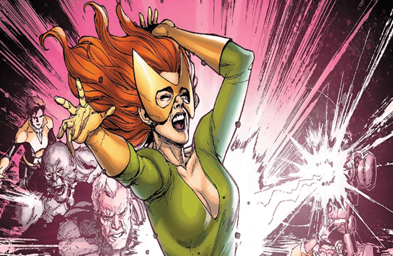 phoenix resurrection #2