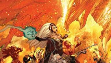 phoenix resurrection #4