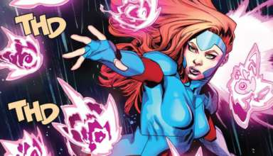 X-Men #1 Preview Cover Jean Grey