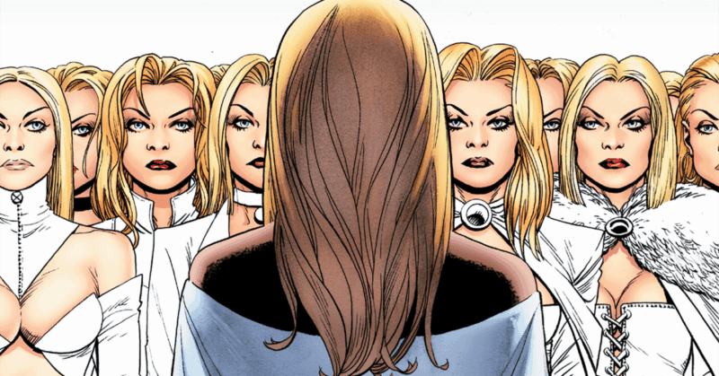 Cut Ice: Who's the Real Emma Frost?