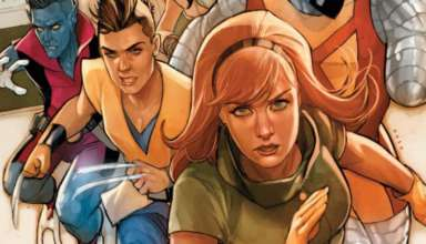 AGE OF X-MAN-MARVELOUS X-MEN #1