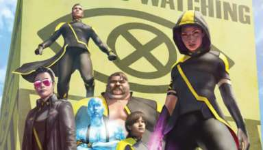 AGE OF X-MAN X-TREMISTS