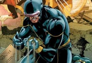 UNCANNY X-MEN #11 Cyclops