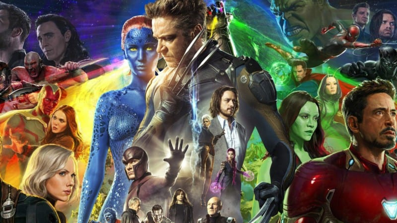 X-Men joining the MCU