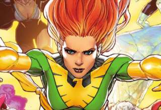 Jean Grey Phoenix Resurrection Teaser Video
