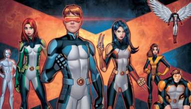 the original 5 young x-men with X-23