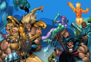 Marvel Comics X-Men Age of Apocalypse