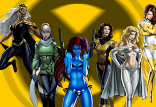 X-Men Women, Our Favorite Female Superheroes