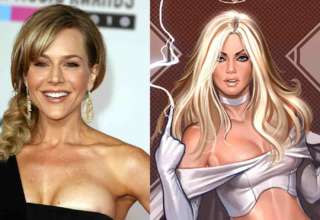 Julie Benz as Emma Frost in X-Men 4?