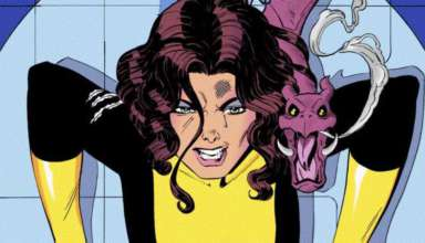 Kitty Pryde on cover of UNCANNY X-MEN #168